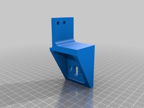 XCarve Y-Axis DragChain - Reverse Brackets