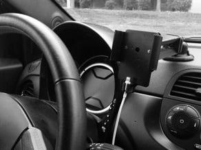 Fiat / Alpha Romeo Phone Mount for GPS plug
