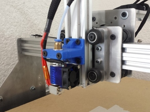 Openbuilds China Extruder Carriage
