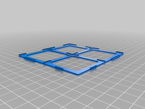 Carcassonne 2x2 grid