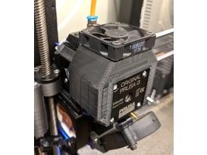 Prusa i3 MK3 Extruder Motor Cooler