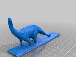 Apatosaurus from AMNH