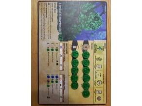 Spirit Island Rampant Green Token