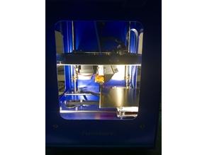 Fabriktor Mini II LED protection light