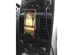 Samsung Galaxy S7 case/mount for Dodge Grand Caravan (2010)