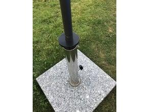 sunshade stand adapter