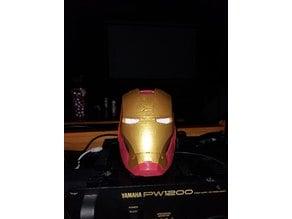 Google AIY Case Ironman Helmet Adafruit