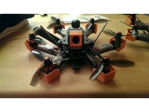 rotorx rx155 raiju cam protection with difined cam tilt