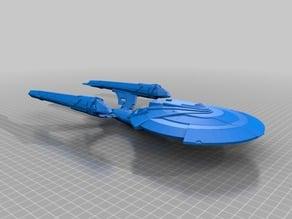 Star Trek - Federation Noble Class