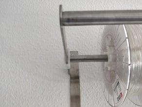 IKEA Hack GRUNDTAL Spool Holder