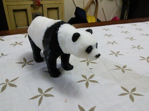 Panda Dual Extrusion