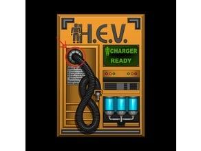 H.E.V. Charge Unit Ring 1:1
