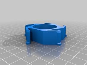 Hatchbox Spool Hub Adapter
