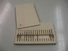 CNC mill tool box