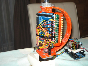 """Arduino Pov """" PERSISTENCE of VISION"""
