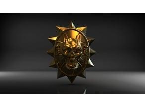 Jojo's Bizarre Adventure - Killer Queen - Skull Symbols