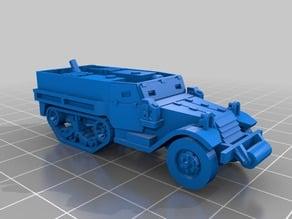 1-100 M4 81mm Armored Mortar Platoon