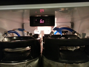 Danby Kegerator Digital Temperature Controller Enclosure