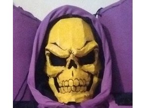Skeletor Halloween Mask (Regular Size)