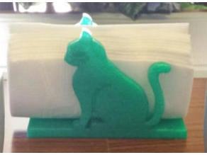 Cat Napkin Holder