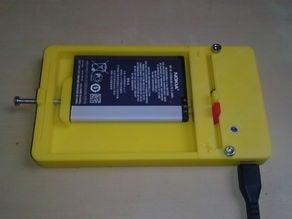 Uniwersal li-ion charger based on tp4056