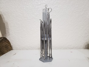 Wax/Clay Sculpting Tool Holder
