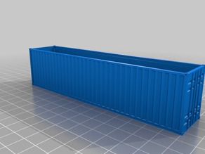 HO Scale 1AAA Container