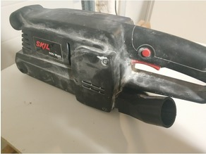 skil 76xx sander vacuum mount