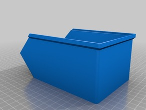 stackable container - Contenitore impilabile - 100x180x80
