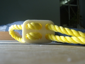 Rope Friction Holder