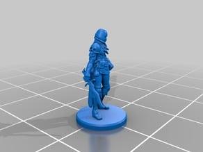 Humanoid Cultist Miniature 2