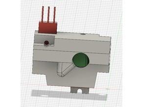 MK3s IR_Filamentsensor cover for Skelestruder (using stock MK3S parts)