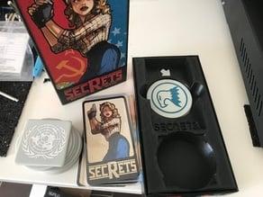 Secrets (with sleeve card)
