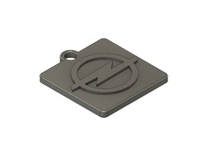 Keychain Opel