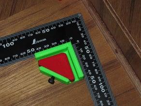 Mini corner clamp