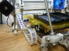 eMaker Huxley Bed Wirechain