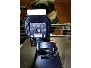 Prusa i3 MK3s Extruder Stepper cooler