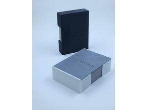 OnShape Parametric Card Box
