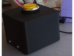 Caja para botón Arcade/Caixa para o botón Arcade/botón para carreira de LED /Open LED Race