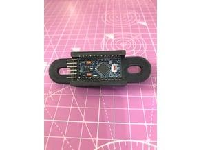 Arduino Pro-Mini mount for 2020 extrusion