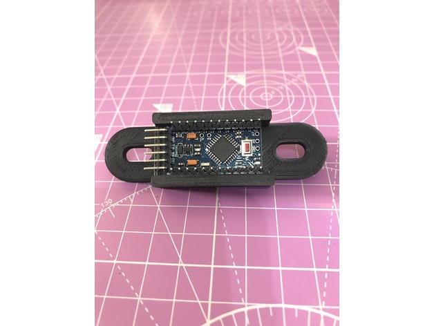 Arduino Pro-Mini mount for 2020 extrusion by ukflyer