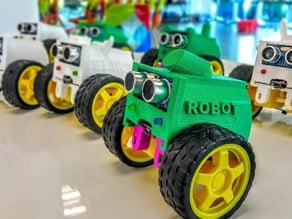 Robot arduino 3D print