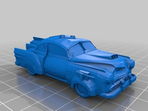 Gaslands Atomic Battle Car