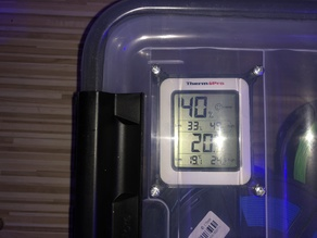 ThermoPro Mount - Filament Box v1.1