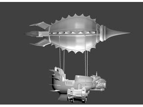 Orgrimmar interceptor (airship) (upd)