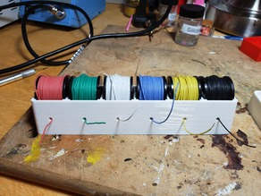 Adafruit Silicone Wire roll holder