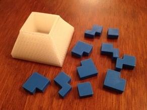 Cube Libre puzzle