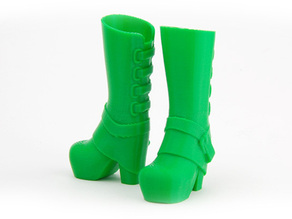 Makies Glam Boots