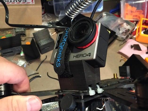 GoPro/ SJ4000/ Turnigy 2K Action Cam Mount