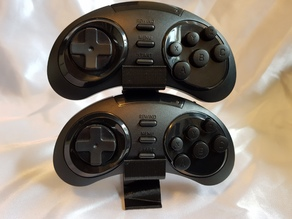 Sega Genisis/Mega Drive Flashback wireless controller Holder